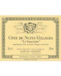Louis Jadot Cote De Nuits Villages Blanc