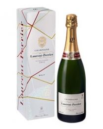 Laurent Perrier Brut In Cadeaudoos