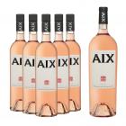AIX Rosé 5x + 1 Magnum Proefdoos
