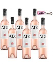 Proefdoos AIX Rosé (met gratis sleutelhanger)