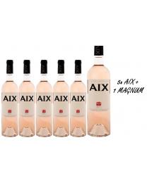AIX 5x + 1 Magnum proefdoos