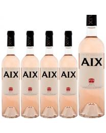 Aix rose 4x + Magnum Proefdoos (momenteel geen voorraad)