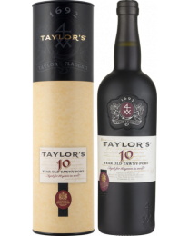 Taylor's 10 Year Old Tawny Port GIFTBOX