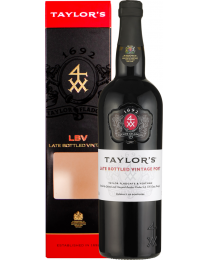 Taylor's Late Bottled Vintage Port GIFTBOX