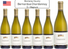 Bernardus Chardonnay proefdoos 5x & Magnum