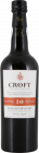 Croft 10 Year Old Tawny Port Douro, Portugal