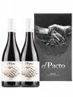 El Pacto Rioja Crianza Giftpack 2 flessen Organic/BIO