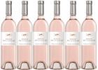 Fredavelle rosé Coteaux D'Aix De Provence proefdoos