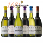 Boschendal 1685 Proefdoos merlot chenin blanc sauvignon blanc s&m shiraz mourvèdre chardonnay pinotage