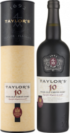 Taylor's 10 Year Old Tawny Port Giftbox