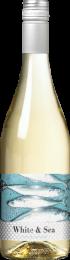 White & Sea Blanc