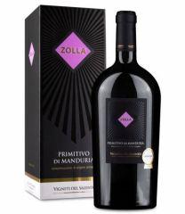Zolla Primitivo di Manduria Magnum Giftbox